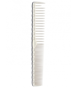 Y.S. Park 332 Wide/Fine Cutting Comb 185mm
