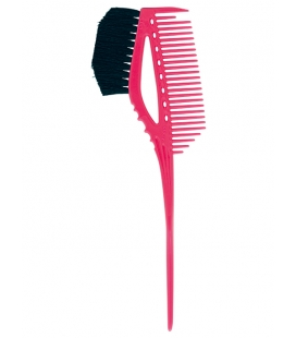 Y.S. Park 640 Tint Comb with Brush