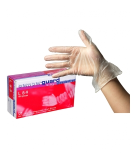 Semperguard Vinyl Gloves Powder Free 100pcs