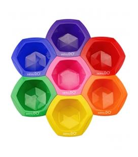 SensiDO värvikausside komplekt