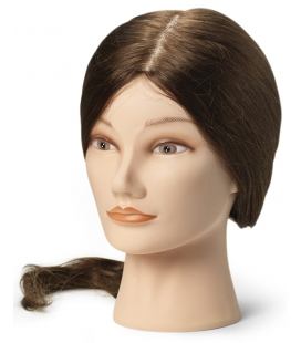 Bravehead Mannequin Head L Brunette Woman