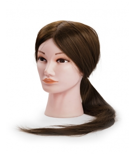 Bravehead Mannequin Head XL Brunette Woman