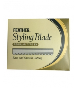 Feather Styling Blades Regular Type EX