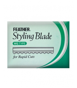 Feather Styling Blades Rapid Cuts