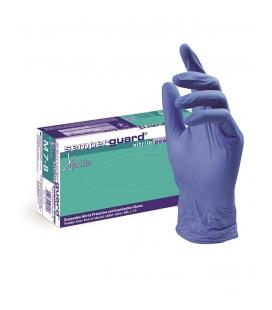 Semperguard XtraLite nitriilkindad puudrivabad 100tk