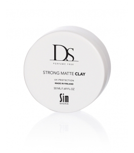 Sim DS Strong Matte Clay