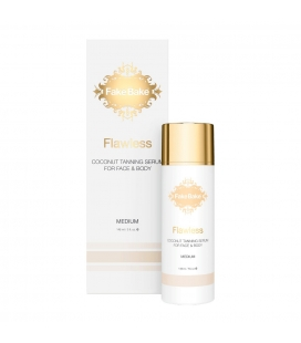 Fake Bake Flawless Coconut Tanning Serum for Face and Body
