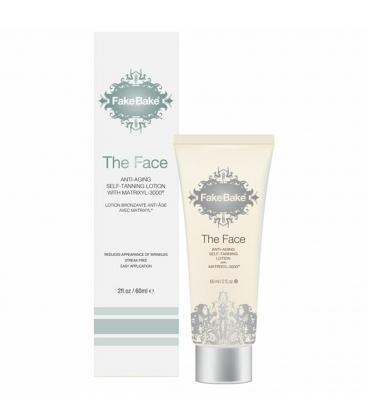 Fake Bake The Face Anti-Aging Self-Tan Lotion with Matrixyl-3000®