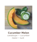 Hemp Seed - Skin Butter Cucumber Melon