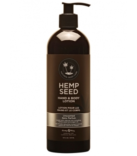 Hemp Seed - Hand & Body Lotion Unscented