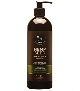 Hemp Seed - Hand & Body Lotion Guavalava