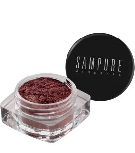 Sampure Minerals Crushed Mineral Eyeshadow / Beautiful Earth