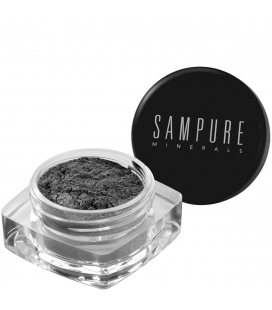Sampure Minerals Crushed Mineral Eyeshadow / Metal