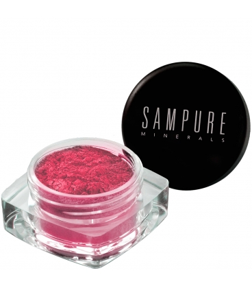 Sampure Minerals - Crushed Mineral Eyeshadow / Eternal Blossom