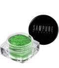 Sampure Minerals Crushed Mineral Eyeshadow / Emerald Gems