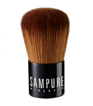 Sampure Minerals - Mini Kabuki Brush