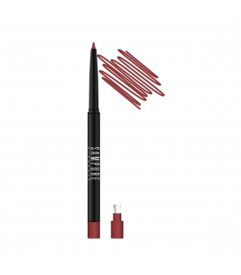 Sampure Minerals Retractable Lipliner / Cinnamon