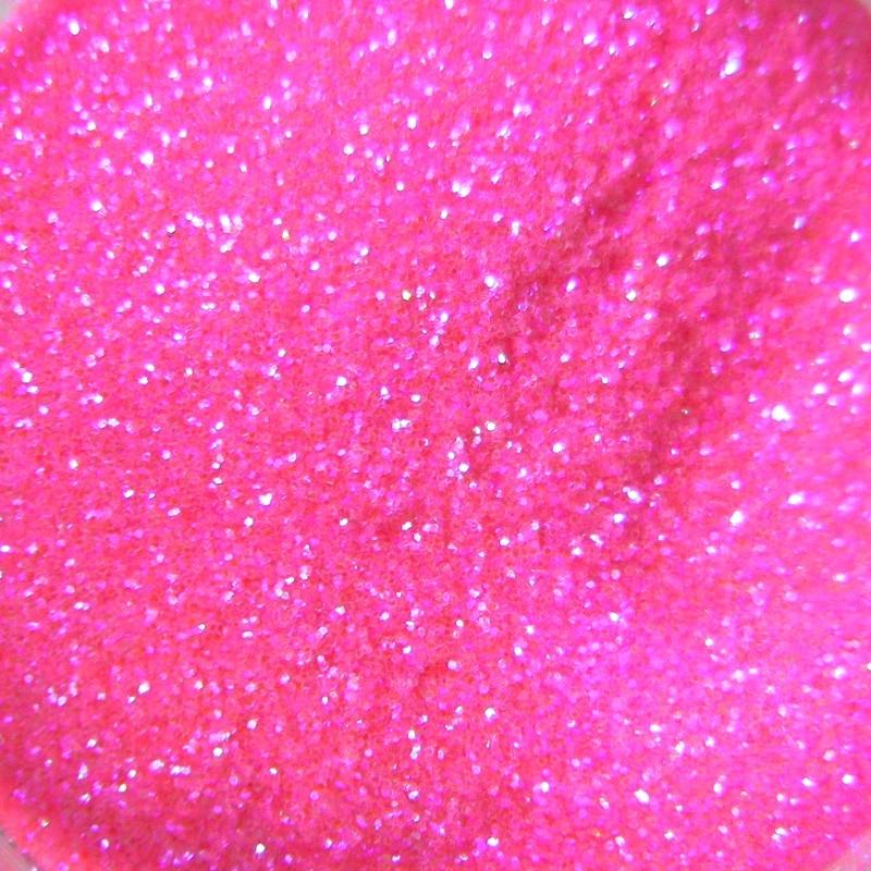 Roosa glitter