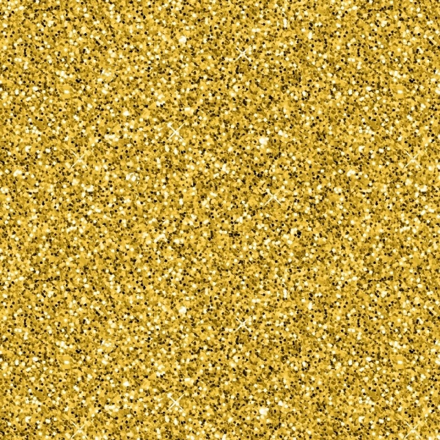 Kuldne glitter