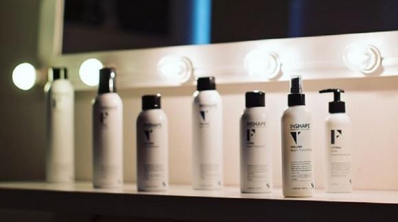 Inshape juukseviimistlusvahendid